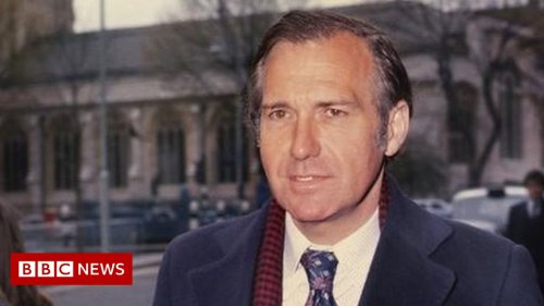John Stonehouse: Bizarre tale of the MP who faked his own death