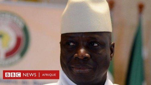 Pourquoi Yahya Jammeh fait-il tant parler de lui en Gambie ? - BBC News Afrique