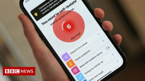 NHS Covid-19 app in England and Wales tweaked to notify fewer contacts