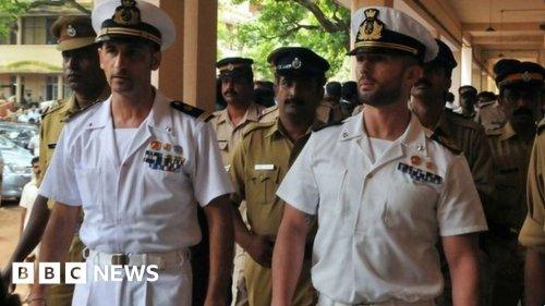 Italian marines: India closes criminal cases in 2012 shooting