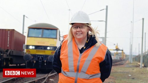 'Talk to me': A train driver asking men to open up