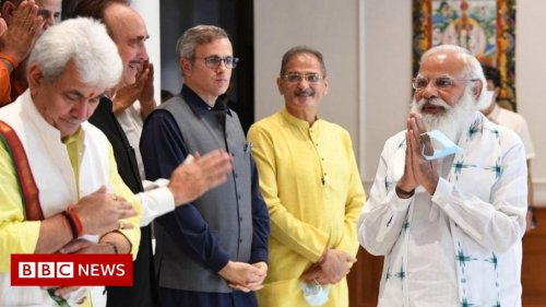 Jammu and Kashmir: PM Modi promises elections in Kashmir