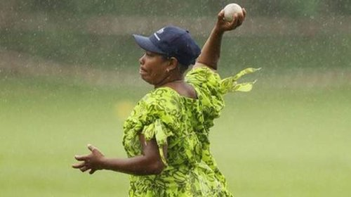 The island nation where cricket is changing women's lives