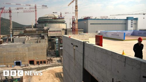 China Taishan plant: 'Performance issue' reported at nuclear facility