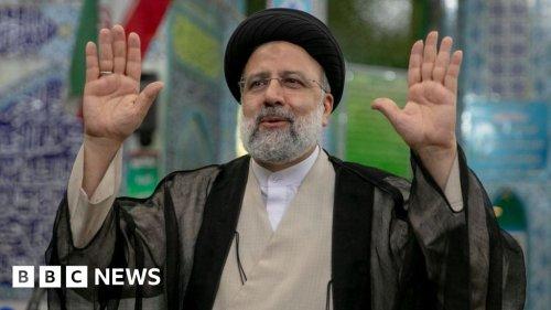 Iran election: Hardliner Raisi set to become president