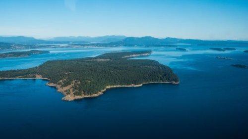 An underwater mystery on Canada's coast