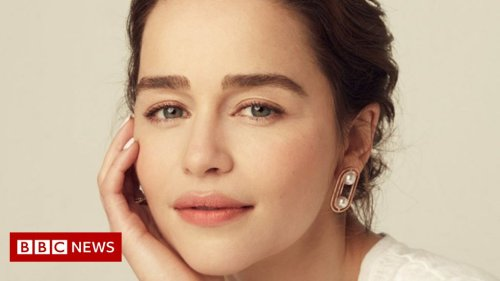 Emilia Clarke on the book that helped her to grieve for her dad