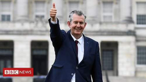Edwin Poots holds one-to-one meetings with DUP MLAs