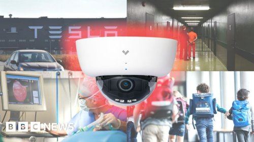 Hack of '150,000 cameras' investigated by camera firm