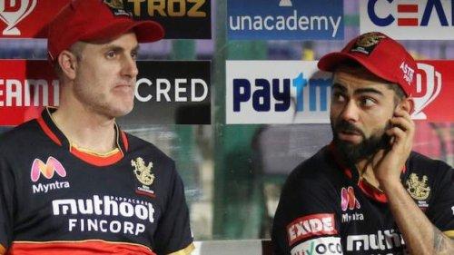 How do you coach Virat Kohli?