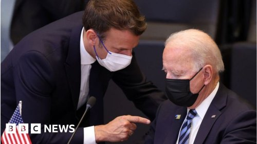 Afghanistan crisis: How Europe's relationship with Joe Biden turned sour