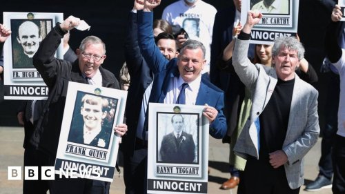 Ballymurphy Inquest: Coroner finds 10 victims were innocent