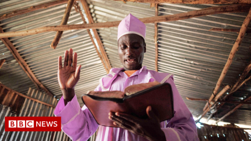 Why Kenyan churches are banning politicians from pulpits