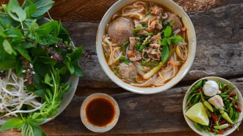 Pho: The humble soup that caused an outrage