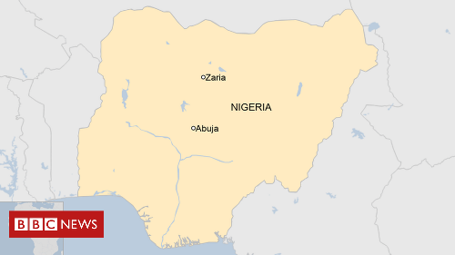 Nigeria kidnap: Gunmen seize 140 schoolchildren in Kaduna state