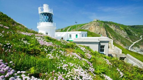 Lundy: The tiny isle with a wild, lawless past