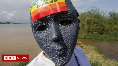 The Ugandan mum who was once ashamed of her gay son