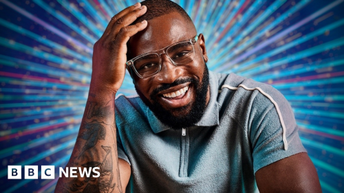 Strictly Come Dancing: Ex-rugby star Ugo Monye completes 2021 line-up
