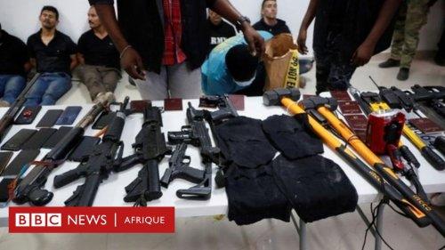 La vieille industrie du mercenariat colombien serait à l'origine de l'assassinat du président haïtien - BBC News Afrique
