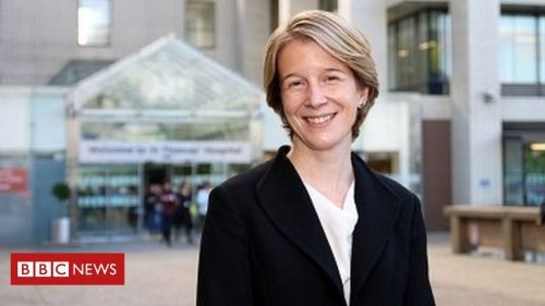 NHS England appoints first female chief executive