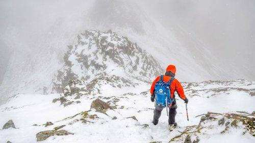 A unique job on England's most dangerous peak