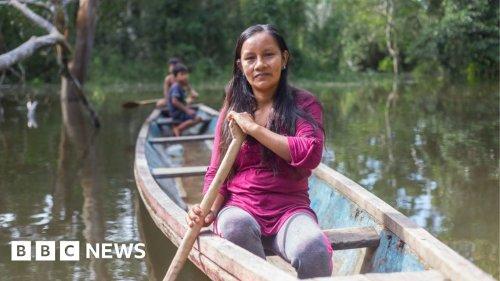 Liz Chicaje: Activist whose fight created a national park
