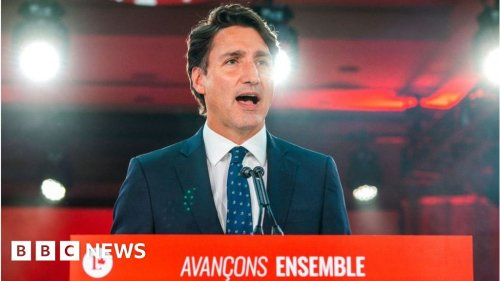 Canada election: Trudeau stays in power but Liberals fall short of majority