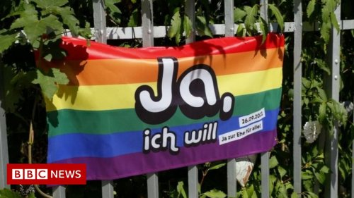 Switzerland same-sex marriage: Two-thirds of voters back yes