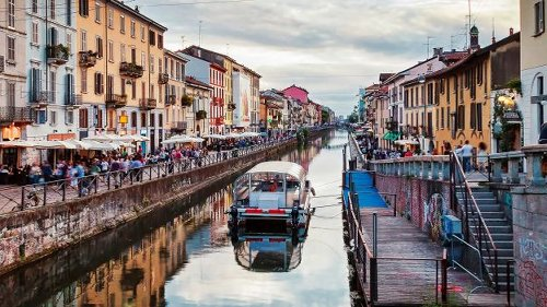 Milan: Italy's lost city of canals