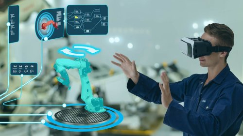 Virtual Augmented Reality Training in a Post-COVID World