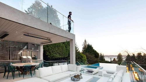 Dream Home: $22 Million for West Vancouver Luxury Inspired by the Mediterranean