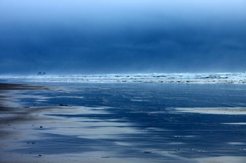Seasonal Surprises of Rockaway Beach: N. Oregon Coast Storms to Changing Sands