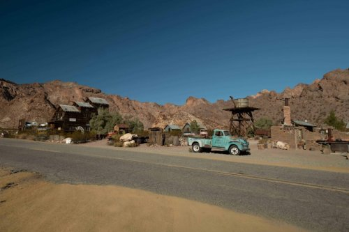9 of the Coolest Nevada Ghost Towns to Explore