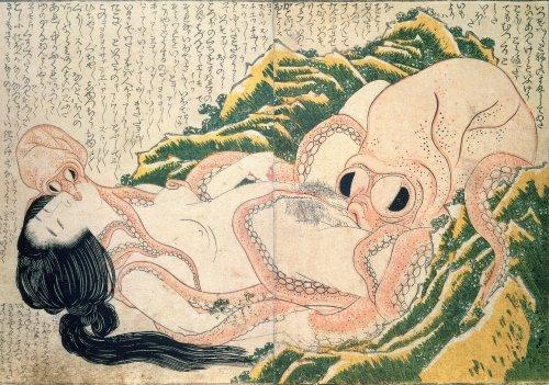 Ce que vous ne saviez (peut-être) pas sur Hokusai