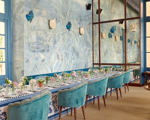 10 nouvelles tables de musées qui nous régalent