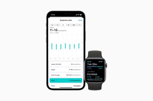 What is Respiratory Rate on Apple Watch and How to Use It?