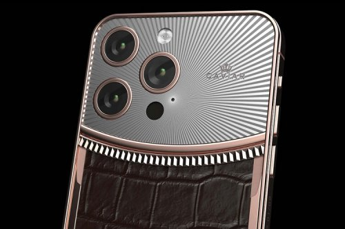 Check out Caviar's Rolex-Inspired iPhone 13 Pro Max That Costs Over Rs 22 Lakhs