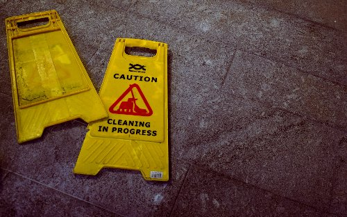 How to Clean Concrete Basement Floor?