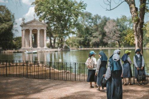 Why Do Nuns Cover Their Heads?