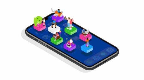 iOS : une application de jeux d'argent déguisée en application pour enfants
