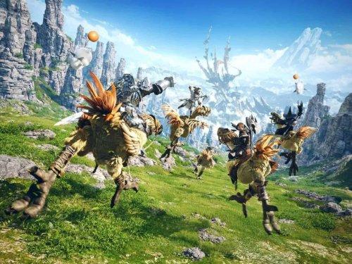Square Enix travaille toujours à porter Final Fantasy 14 sur Xbox