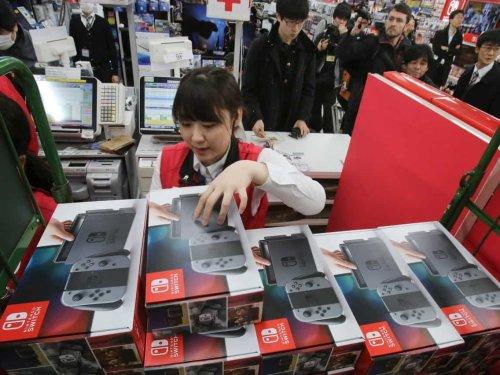 Nintendo Switch : des ruptures de stock sont à prévoir pour la fin de l'année 2021
