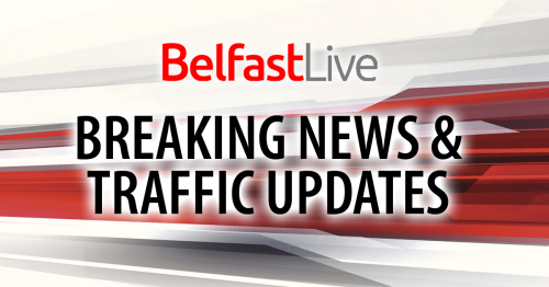 LIVE: Breaking news and traffic updates from across Northern Ireland