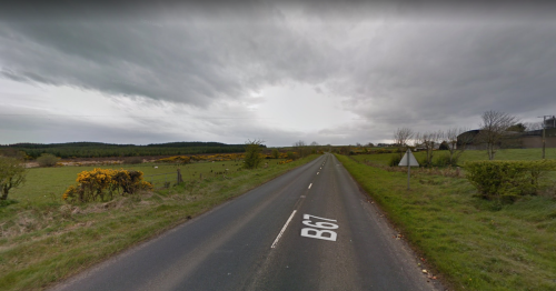 Co Antrim road closed following serious crash involving a motorcycle