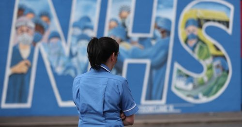 NHS nurse left £540 out of pocket due to special recognition payment