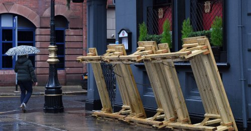 Belfast weather: Another wet and rainy morning before sunny spells