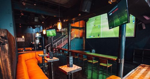 Watch the Euros on one of the biggest screens in Belfast