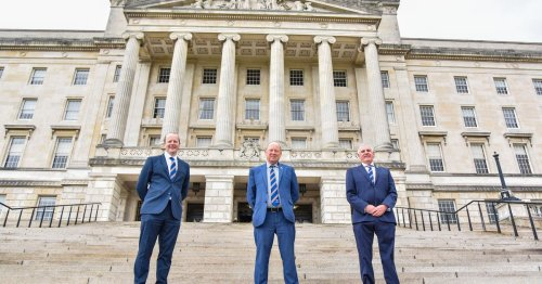 TUV announces first NI Assembly election candidates