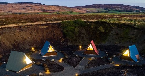 Eight of the most unique places for a staycation in Northern Ireland