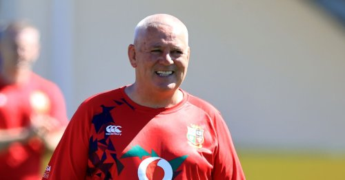 British and Irish Lions team announced for game against Japan